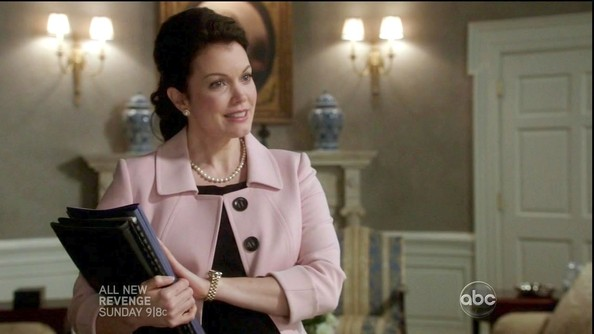 Bellamy Young Cropped Jacket