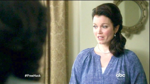 Bellamy Young Loose Blouse