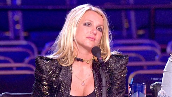 Britney Spears Leather Jacket