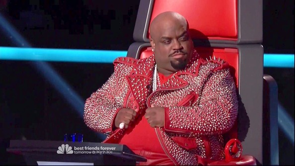Cee-Lo Green Leather Jacket