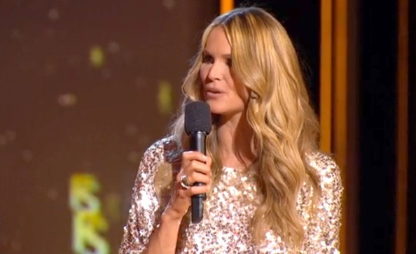 Elle MacPherson Cocktail Ring