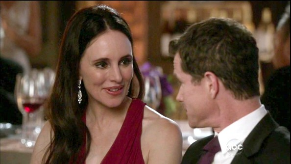 More Pics of Madeleine Stowe Evening Dress (4 of 10) - Madeleine Stowe Lookbook - StyleBistro