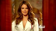 Rachel Bilson shed her white lab coat for a white blazer on 'Hart of Dixie.'