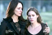 Madeleine Stowe and Christa B. Allen Photo