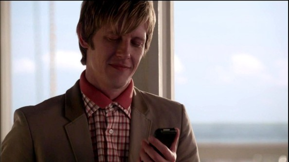 Gabriel Mann Button Down Shirt
