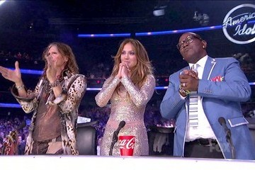 Steven Tyler Jennifer Lopez American Idol Season 11 Episode 40