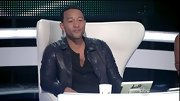You can't beat a classic leather jacket like the one worn by John Legend on 'Duets', especially when paired with a simple black henley.