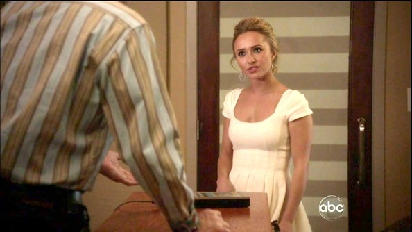 Hayden Panettiere Day Dress