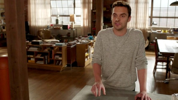 Jake Johnson Crewneck Sweater
