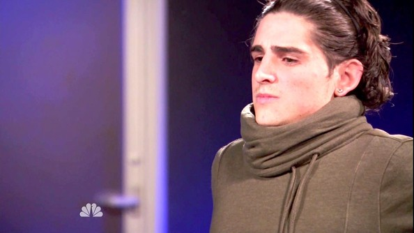 James Massone Turtleneck