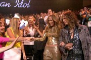 Hot or Not: Jennifer Lopez's Golden 'Idol' Getup