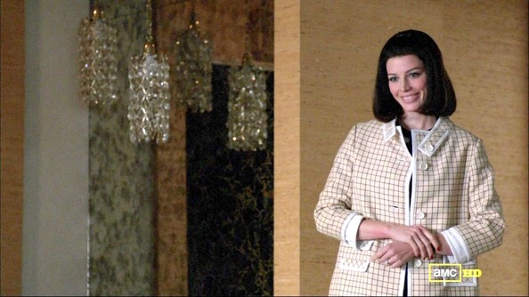Jessica Pare Swing Jacket