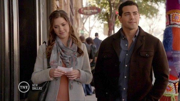 Julie Gonzalo Patterned Scarf