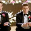 20 Cute Photos From Glee's Valentine's Day Wedding Episode