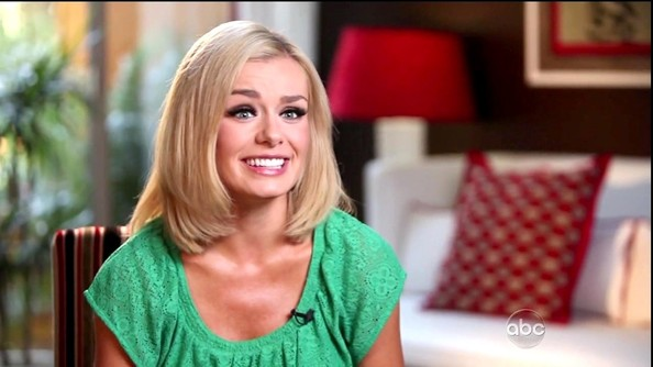 Katherine Jenkins Medium Straight Cut