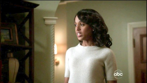 Kerry Washington Boatneck Sweater