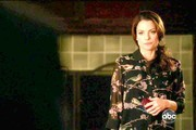 Kimberly Williams-Paisley Print Blouse