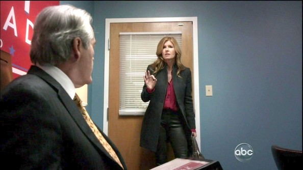 More Pics of Connie Britton Blazer (5 of 17) - Blazer Lookbook - StyleBistro