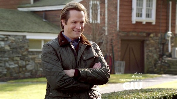 Matt Letscher Bomber Jacket