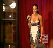 Nothing is sexier than a corset dress a la Dolce & Gabbana. Apparently Melissa Gorga knows this and slipped into the saucy style to sing a little number on The Real Housewives of New Jersey.