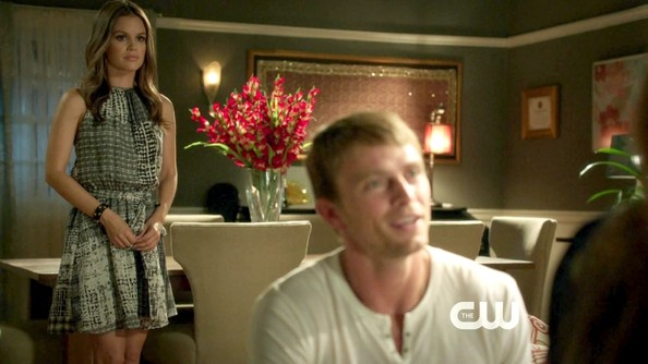 Rachel Bilson's Print Dress on 'Hart of Dixie'