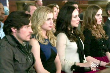 Christa B. Allen Nick Wechsler Revenge Season 1 Episode 18