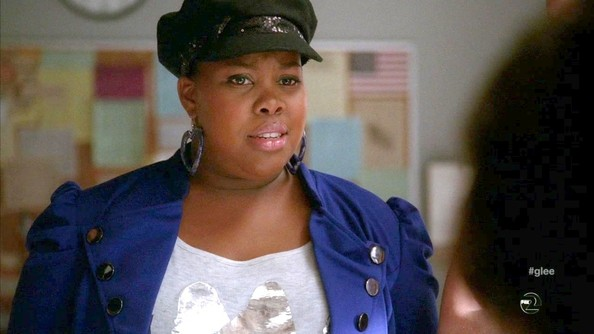More Pics of Amber Riley Newsboy Cap (1 of 12) - Amber Riley Lookbook - StyleBistro