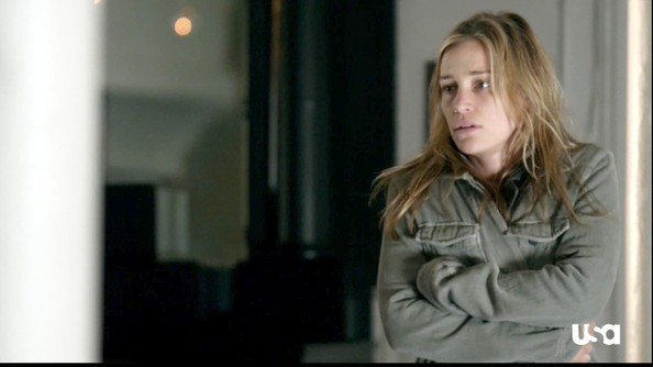Piper Perabo Military Jacket