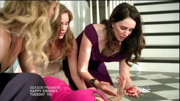 More Pics of Madeleine Stowe Cultured Pearls (1 of 10) - Cultured Pearls Lookbook - StyleBistro