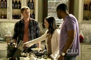 Cress Williams and Wilson Bethel Photo