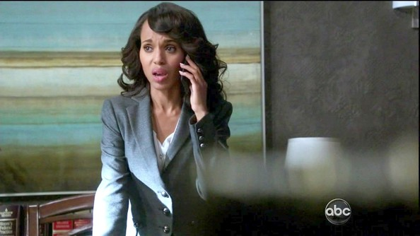 More Pics of Kerry Washington Blazer (1 of 6) - Blazer Lookbook - StyleBistro
