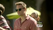It's hard not to look cool in throwback wayfarers like Scott Porter's.