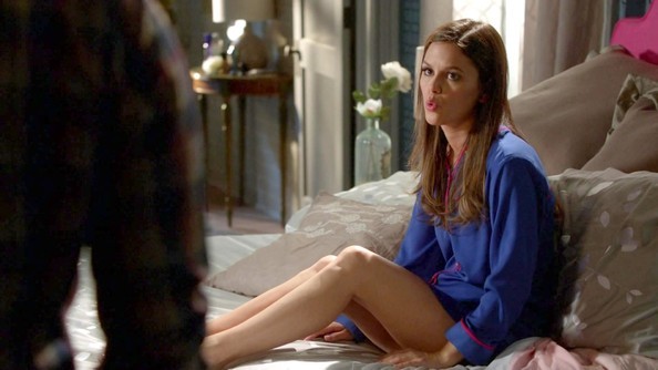 More Pics of Rachel Bilson Pajamas (2 of 11) - Pajamas Lookbook - StyleBistro