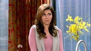 Jamie-Lynn Sigler opted for cozy layers on 'Guys with Kids,' in a waffle knit sweater and hooded vest.