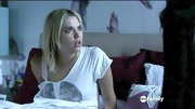 Even Ashley Benson's sleepwear is trendy on 'Pretty Little Liars.'