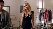 Kate Hudson meant business on 'Glee' in a structured black waistcoat.