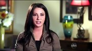 Bristol Palin had a Lara Croft vibe in a black T-shirt and olive jacket.