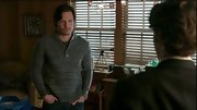 Nick Wechsler's gray space-dye sweater is as cozy as a sweatshirt, but infinitely more stylish.