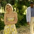 Jaime King's Floral Dress on 'Hart of Dixie'