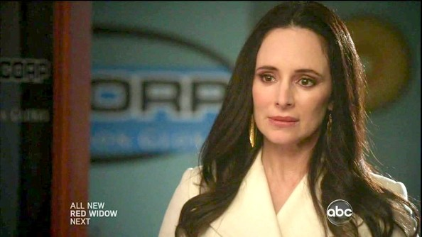 More Pics of Madeleine Stowe Print Dress (1 of 9) - Madeleine Stowe Lookbook - StyleBistro