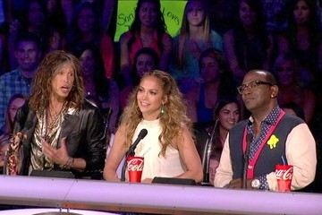 Steven Tyler Jennifer Lopez American Idol Season 11 Episode 36