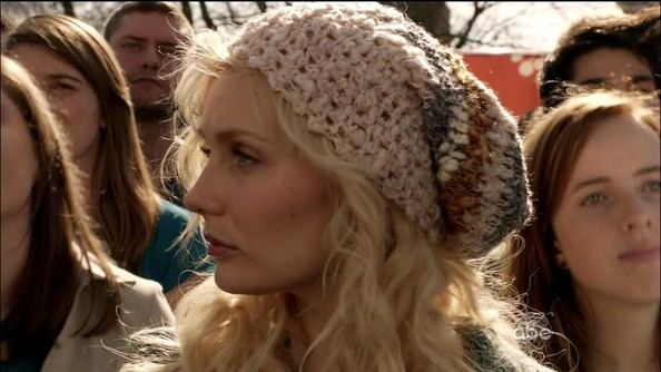 More Pics of Clare Bowen Knit Beanie (2 of 3) - Knit Beanie Lookbook - StyleBistro