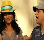 Kathy Wakile looked ready to visit Panama in a straw fedora on 'The Real Housewives of New Jersey.'