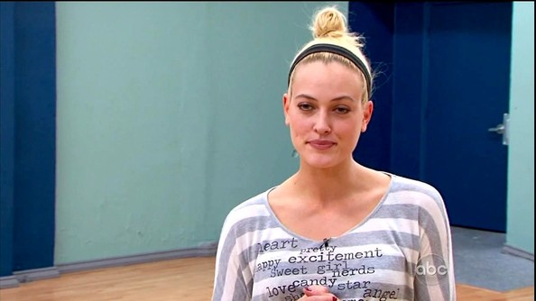 More Pics of Peta Murgatroyd Cover-up (1 of 3) - Cover-up Lookbook - StyleBistro