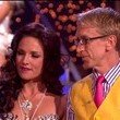 Sharna Burgess and Andy Dick