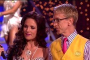 Sharna Burgess and Andy Dick Photo